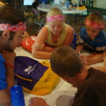 August Disaster Camp Photos